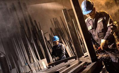 钢铁行业-重负荷砂轮